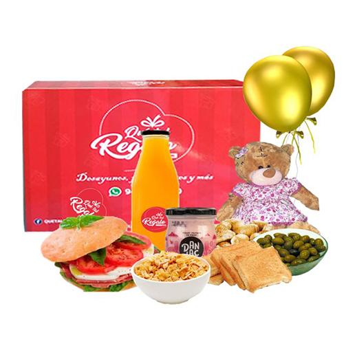 regalos delivery - desayunos delivery lima - desayunos a domicilio